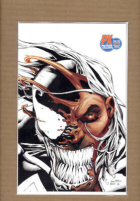 Venom #7 Nycc Px Ryan Stegman Variant New York Comic Con 2018 Nm