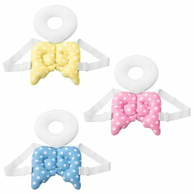 Baby Headrest Pillow Baby Toddler Head Neck Cushion Protection Pillow 4 Styles
