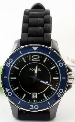 Fossil Men's Watch CE1036 Casual Black 100% Authentic Quartz Sports Watches New