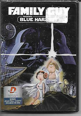 Family Guy Presents Blue Harvest DVD! Brand New! Animation! Comedy!