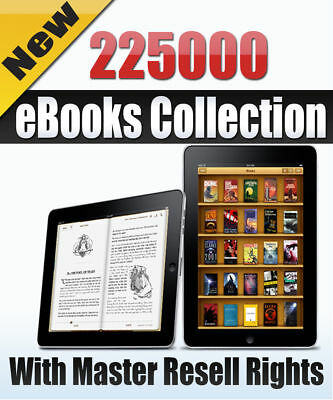 255000 eBooks Pack Collection in Pdf Format (Master Resell Rights included)