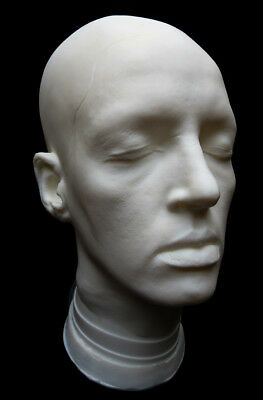 Uma Thurman Full Head Life Mask Bust Poison Ivy Batman and Robin Kill Bill
