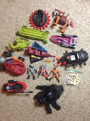 motu he man master of the universe vintage Action Figure & Vehicle lot