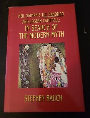 In Search Of The Modern Myth (Hc) Hardcover    Neil Gaiman   2003   1St Edition