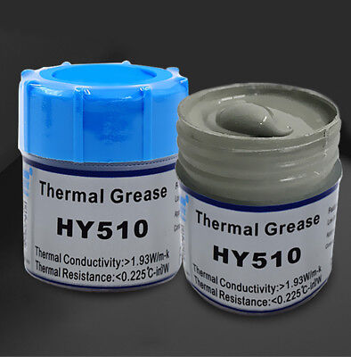 1x New 20g Cooler Heatsink For CPU PC Thermal Grease Conductive Silicone Paste