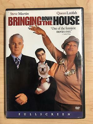 Bringing Down the House (DVD, 2003, Full Frame) - E1125