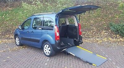2010 Citreon Berlingo XTR 1.6HDI Diesel ⭐ Wheelchair access disabled vehicle