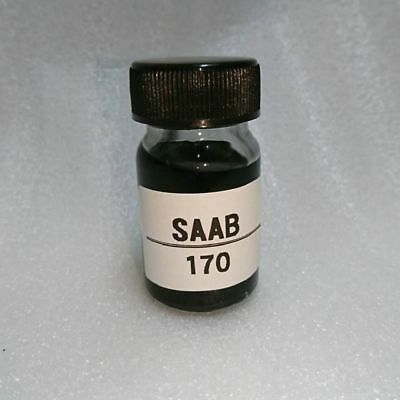 30ml For SAAB Touch Up Paint Car Model Kit Color Code 170 Black