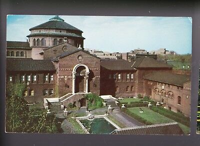 PHILADELPHIA PENNSYLVANIA PA University Museum Vintage postcard PC
