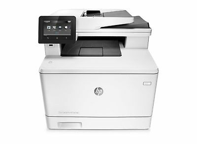 HP Color LaserJet Pro MFP M477fdw 27ppm Printer (CF379A)