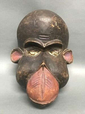 Tribal Art, African Art Bulu Mask