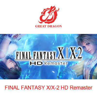 [Contact Before Purchase] FINAL FANTASY X/X-2 HD Remaster [PC Global]
