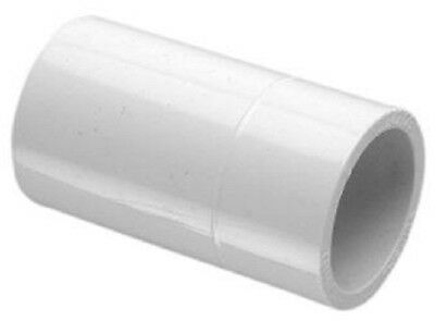 20x Clipsal PVC CONDUIT PLAIN COUPLINGS Grey *Australian Brand- 20mm Or 25mm