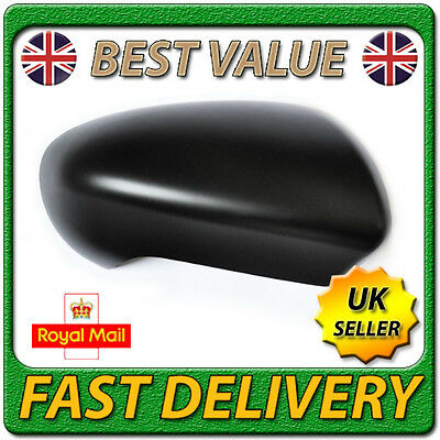 Driver Side Right Wing Door Mirror Cover Casing Cap for NISSAN QASHQAI 2007-2013