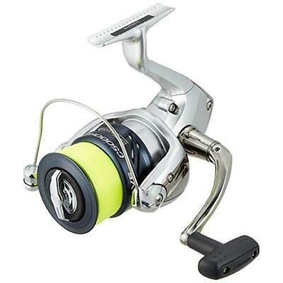 a36b8249a36 Shimano 18 NEXAVE C5000HG Spinning Reel (150m Nylon #5 Line included)  038470.