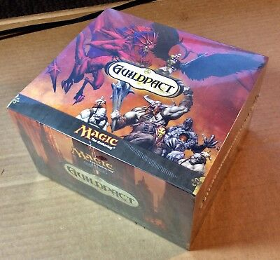 MTG Dissension  Magic The Gathering Sealed Fat Pack Booster packs