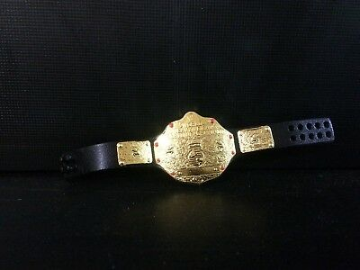 WWE Mattel Action Figure Accessory New Style NXT Tag Team Title Belt Elite loose