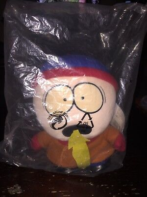 South Park Puking Stan Plush Only One Known Sealed Extremely Rare