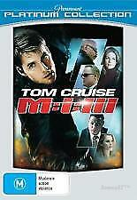 Mission Impossible 3 (M:i:iii) - Brand New (Unsealed) Region 4 Dvd (Tom Cruise)