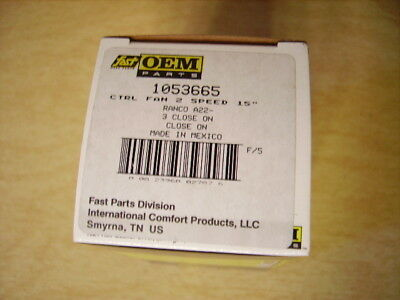 Heil Quaker Fan Speed Control OEM 1053665 - NEW IN THE BOX