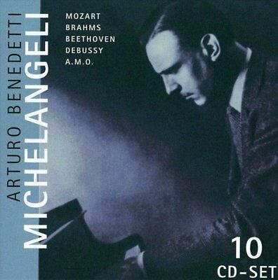Arturo Benedetti Michelangeli - Piano Works, Volume 2 [CD]