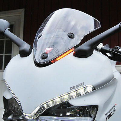 Ducati Supersport 939 Front Signals - New Rage Cycles