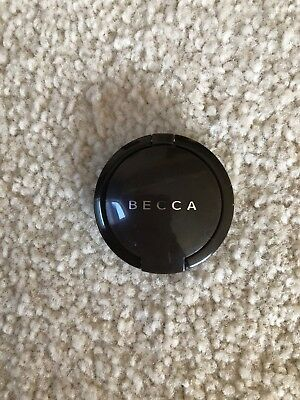 BECCA Shimmering Skin Perfector Pressed Highlighter in Champagne Pop - Mini Size