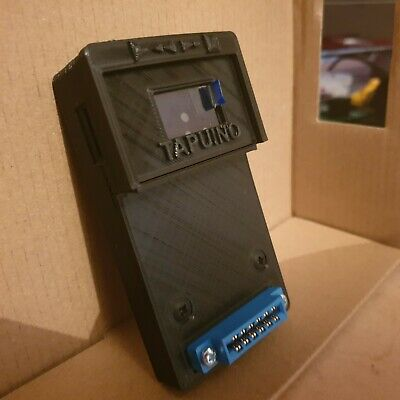 Tapuino C64 Vic20 C16 Plus 4 Commodore 64 datasette With Free 3D printed case
