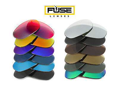 Fuse Lenses Non-Polarized Replacement Lenses for Oakley Eye Jacket 1.0