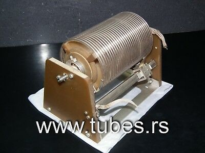 VARIABLE ROLLER INDUCTOR Coil-Giant-HF Linear Power Amplifier