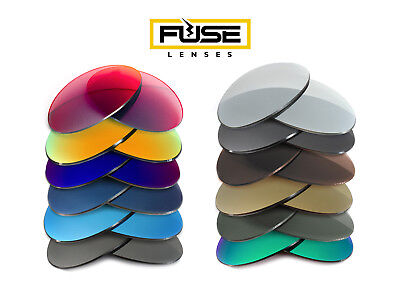 Fuse Lenses Polarized Replacement Lenses for Ray-Ban RB4061 (55mm)