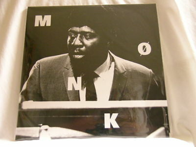 THELONIOUS MONK Copenhagen 1963 Charlie Rouse CLEAR vinyl limited numbered UK LP