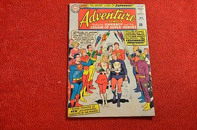 Adventure Comics #337 - 1965 - Nice Cover, Make an Offer! I Must Liquidate!