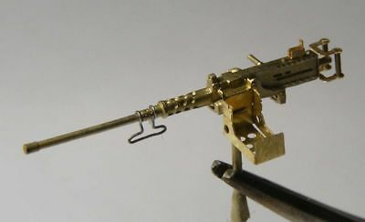 MINI WORLD 1/72 AMERICAN BROWNING M2 50-cal HEAVY MACHINE