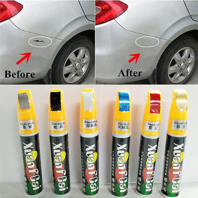 12ml New Professional Car Paint Repair Pen Waterproof Clear Car Scratch Remover~