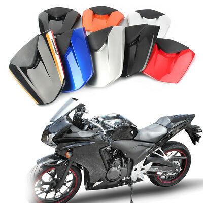 Rear Seat Cowl Cover Injection Mold Fairing For Honda CBR500R 2013-2015