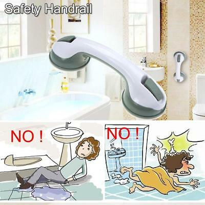 Bathroom Anti-slip Bath Suction Grip Support Handle Shower Toilet Hand Rail Bars