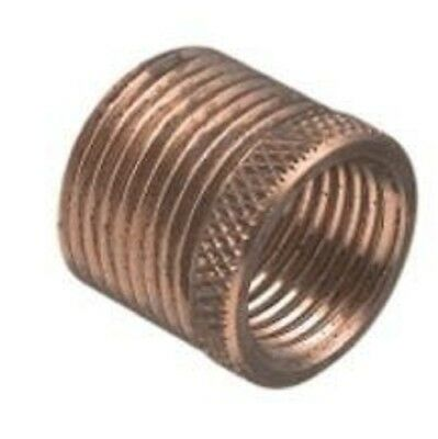 2x Clipsal CONDUIT BRASS SCREWED REDUCER*Aust Brand- 20-16mm, 25-20mm Or 32-25mm