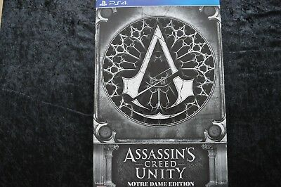 Assassins Creed Unity Notre Dame Edition  Playstation 4 Ps4