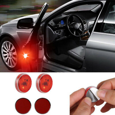 2Pcs Hot Selling Wireless Car Door Light LED Laser Ghost Shadow Projector Lamp
