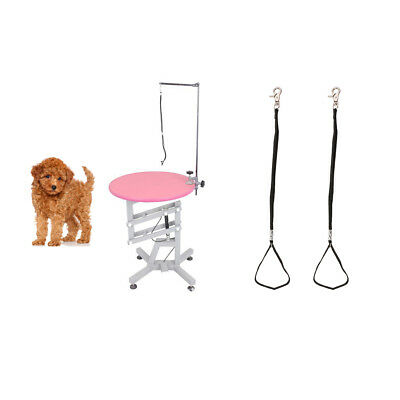 Blesiya No-Sit Haunch Holder Dog Grooming Harness Loop For Middle Large Dog
