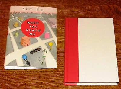 SIGNED 1st/1st Rebecca Stead WHEN YOU REACH ME Newbery Winner ONLY 5000 Printed!
