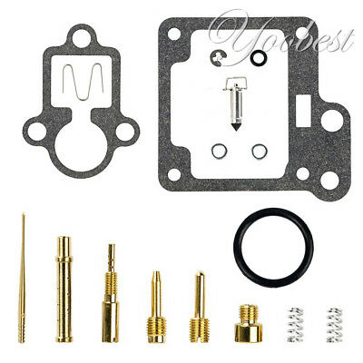 Carburetor Rebuild Repair Kit For Yamaha Raptor Badger 80 YFM80 YFM80R YFM80W