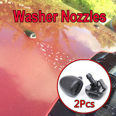 Water Sprayer Jet Washer Windshield Wiper Nozzle For Peugeot 407 206 207