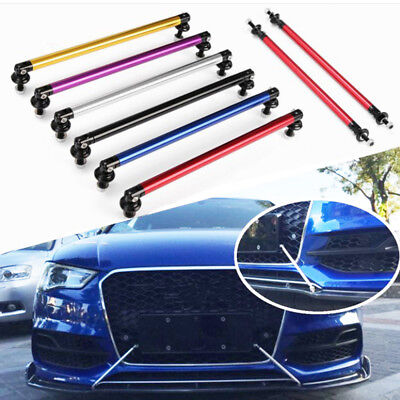 Automobile Lip Frame Protector Rod Support Adjustable Fixing tool Car bumper