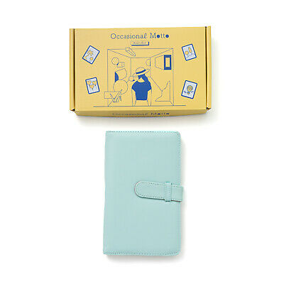 Polaroid Album Instax Mini / PU Leather Polaroid photo Album/ PureColor 108 pics