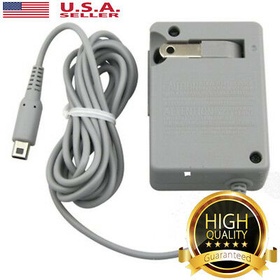 ravel AC Wall Home Charger Power Adapter Cord for Nintendo 2DS XL 3DS NDSi DSi