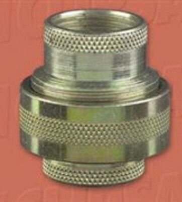 Clipsal CONDUIT STEEL BARREL UNION Electrolytic Zinc Plated- 16mm, 20mm Or 25mm
