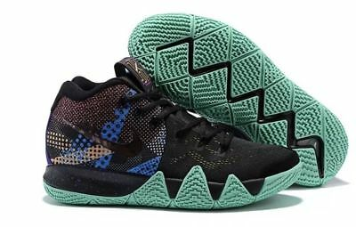 55e0a785dad NEW NIKE KYRIE 4  Mamba Mentality  Basketball Shoes Size 7Y GS Youth ...