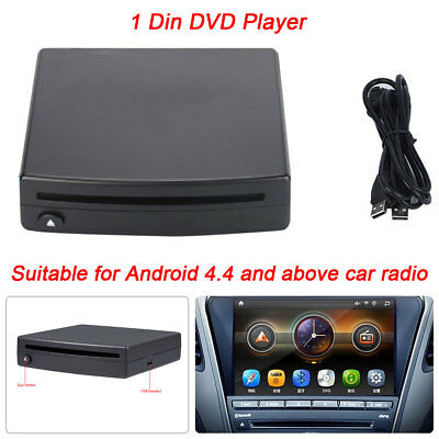 1Din Car Radio CD/DVD Player Interface USB Connection Fit for Android car radio